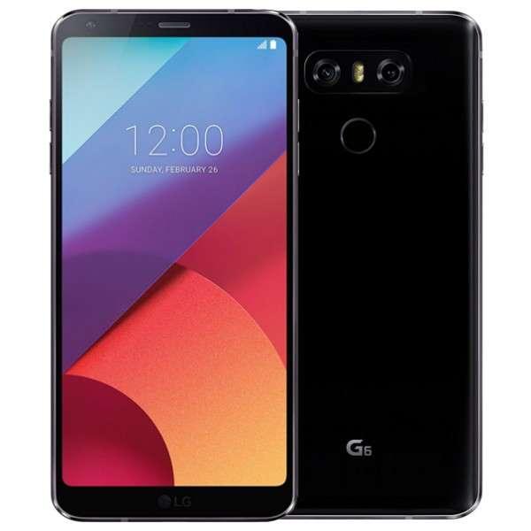 Celular Lg G6 32gb Negro - Plata