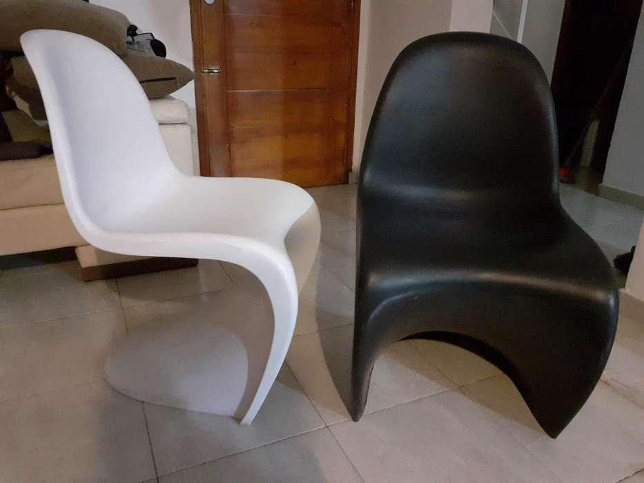 Vendo <strong>silla</strong>s de Diseño Panton Cada Una