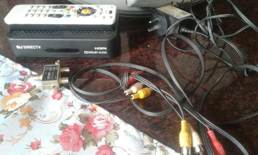Antena de Directv con Control Lleva Chip