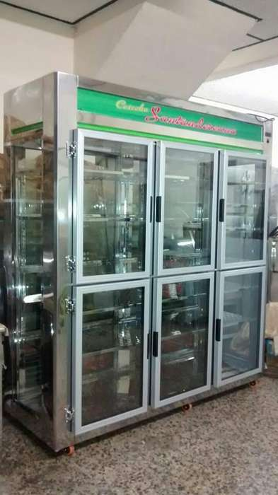 Mantenimiento y fabricación de sistemas de refrigeración.