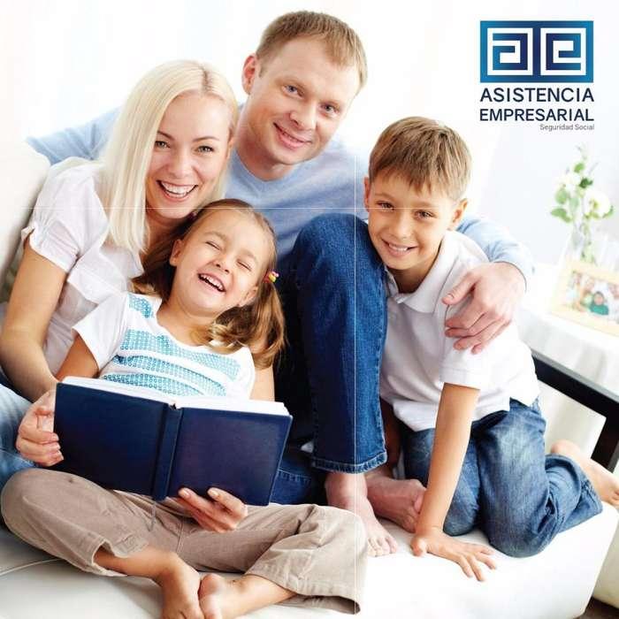 Plan Cero Estrés Planes Seguridad Social ARL, EPS, PENSION, CCF304 375 9394