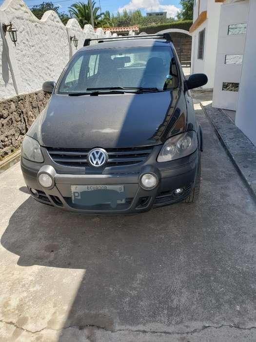 Volkswagen Crossfox 2008 - 152559 km