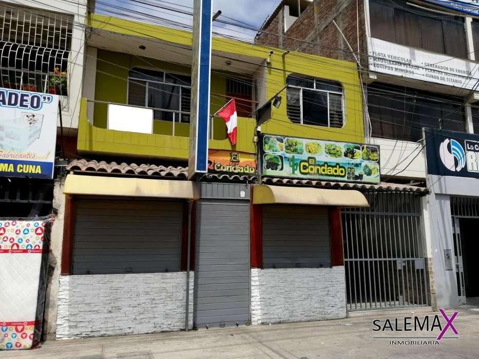 LOCAL COMERCIAL EN VENTA - AV. SANCHEZ CERRO - PIURA