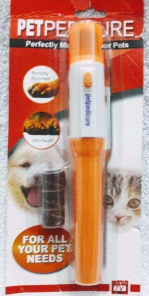 Pulidor de Uñas para <strong>gato</strong>s Y Perros