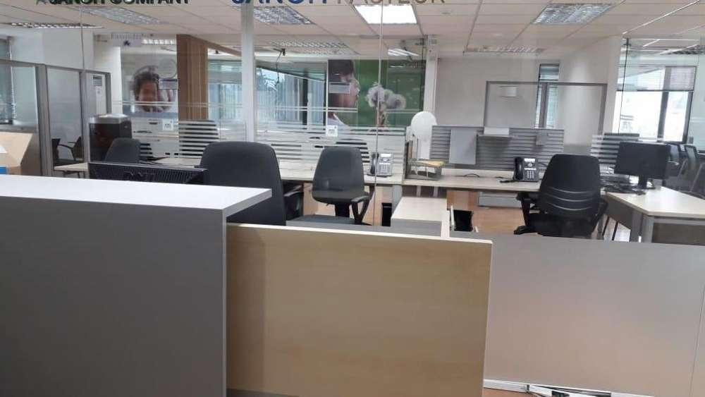 H/ Quicentro! Renta / Arriendo amplia y hermosa oficina amoblada de 190 m² 2.500 USD Ubicación inmejorable!