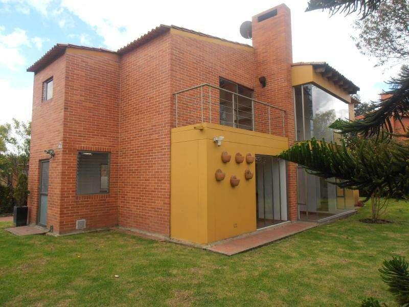 Casa En Arriendo/venta En Chia Vereda La Balsa El Eden Cra 2 Este Nº1-131 Cod. ABIRE5989