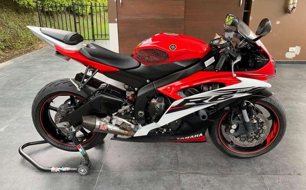Yamaha R6R 2014 permuto