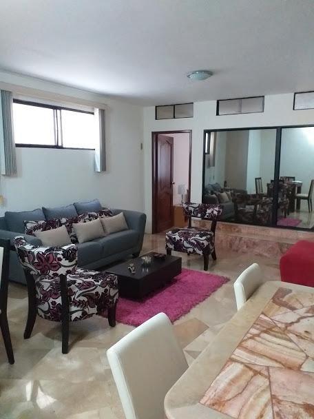 Suite en Alquiler en Kennedy Norte, 1 Hab, Amoblada, 1 Parqueo.