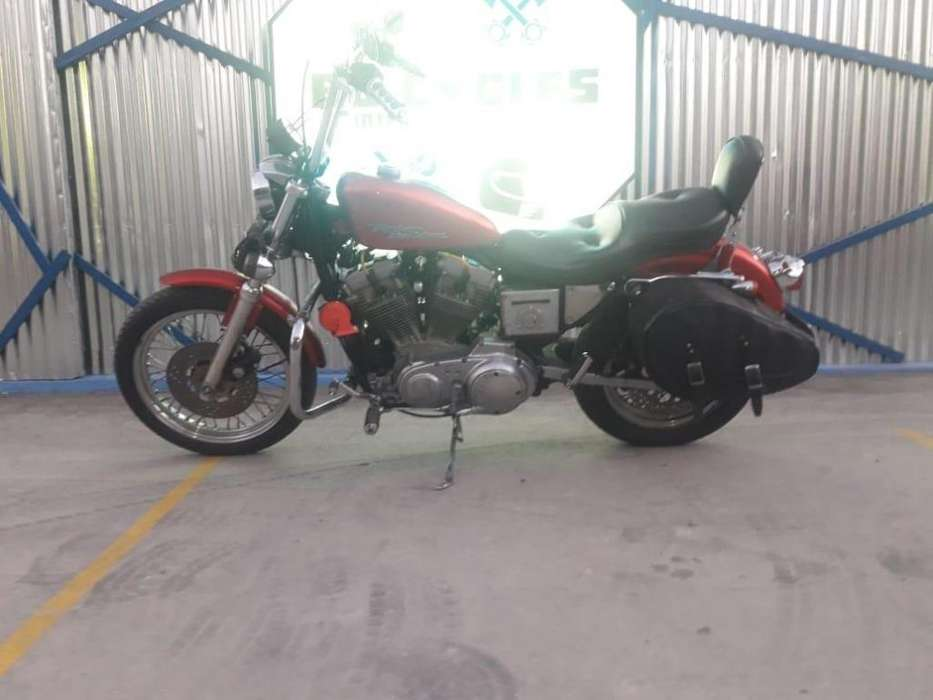 <strong>harley</strong> DAVIDSON XL883 Sportster año 1996.