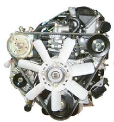 ZX MOTOR GAS COMPLETO 4Y ADMIRAL/TOYOTA MP 4