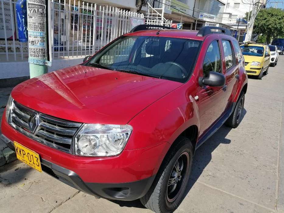 Renault Duster 2014 - 77000 km
