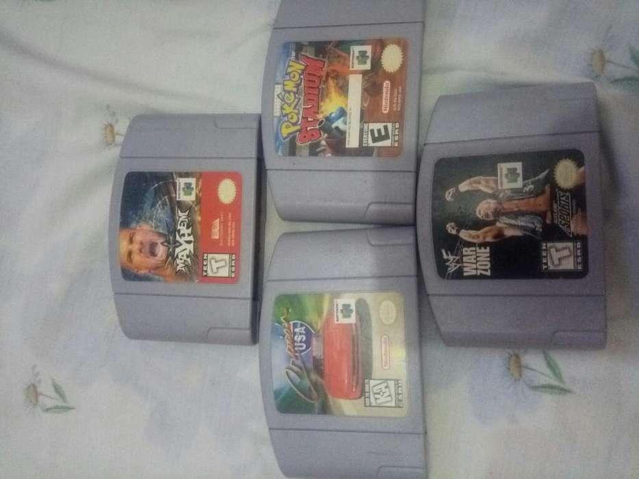Juegos de Nintendo 64 Combo