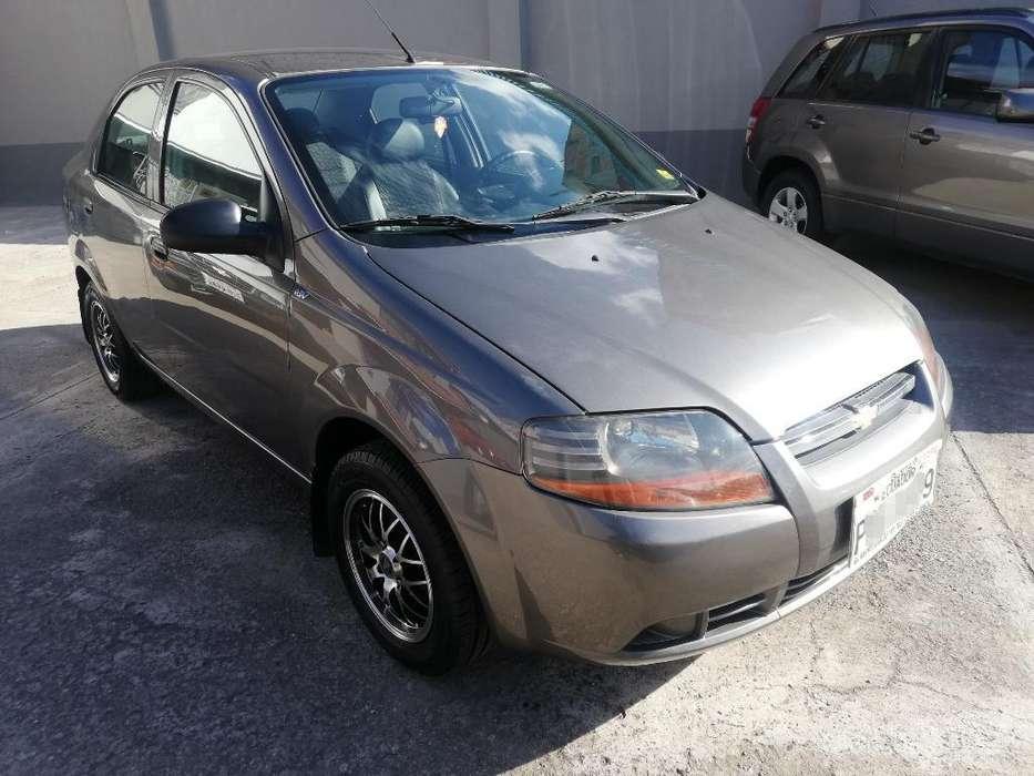 Chevrolet Aveo 2012 - 91000 km