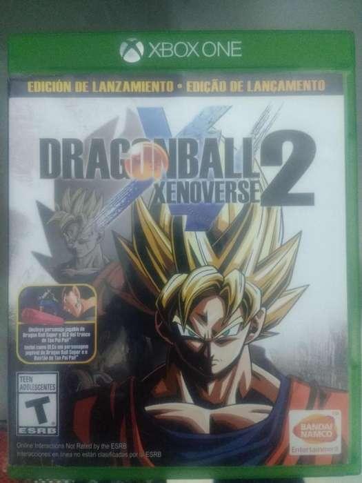 DragonBall Xenoverse 2 - Xbox One - Video Juego
