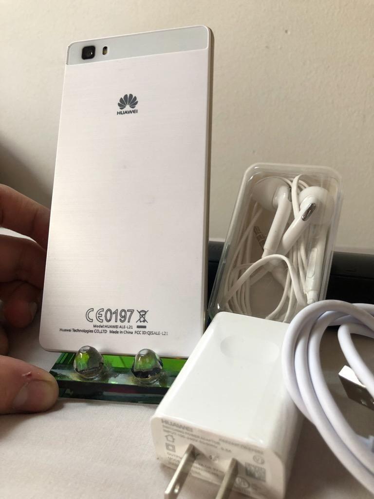 3e8f65e2add Huawei P8 Lite Blanco con Garantia 16Gb - Medellín