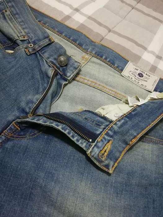 2x1 Jeans Zara Y H&m