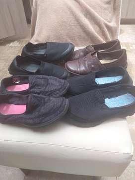 zapato vans mujer