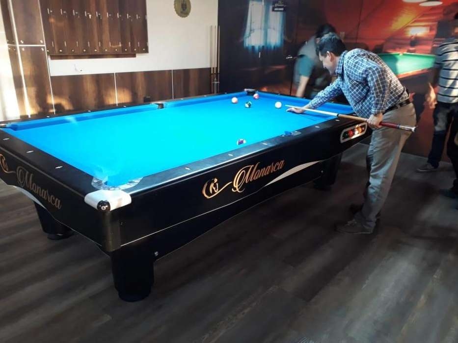 mesas de billar, mesas de billar tres bandas, mesa de pool, mesa de billar de segunda