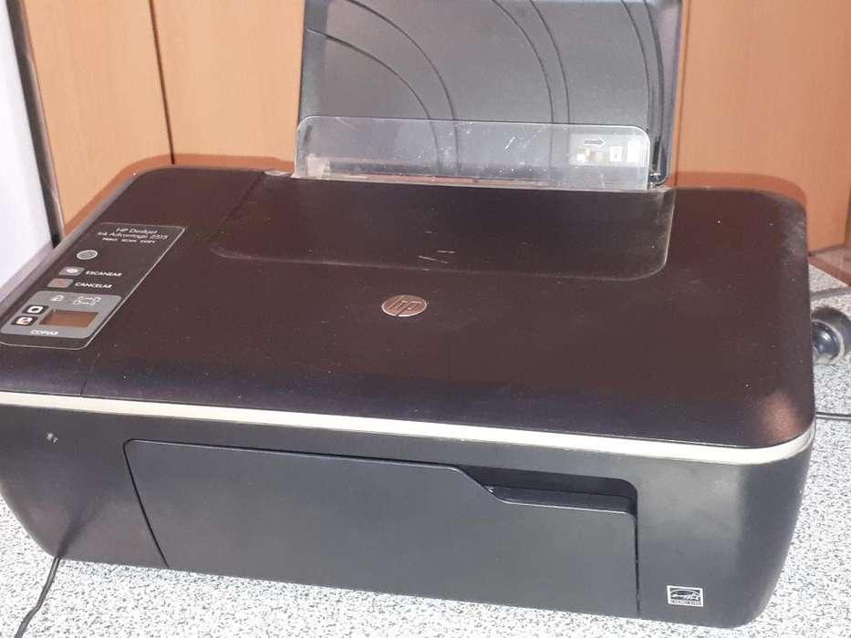 Vendo Impresora Multifuncion <strong>hp</strong> Muy Buen