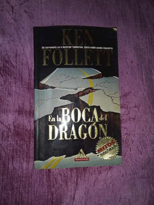 En la boca del dragón de Ken Follet.