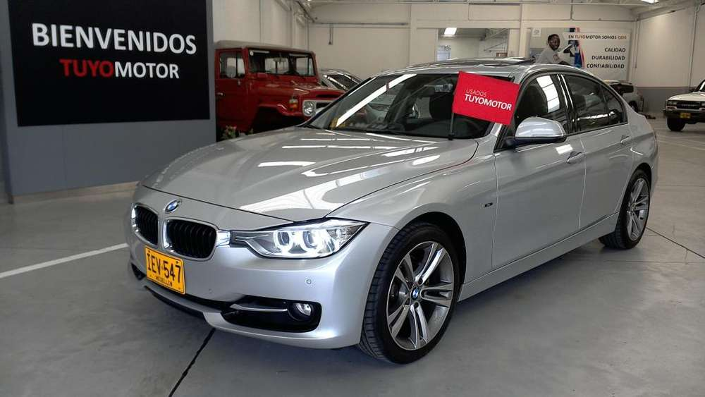 <strong>bmw</strong> Série 3 2015 - 17069 km