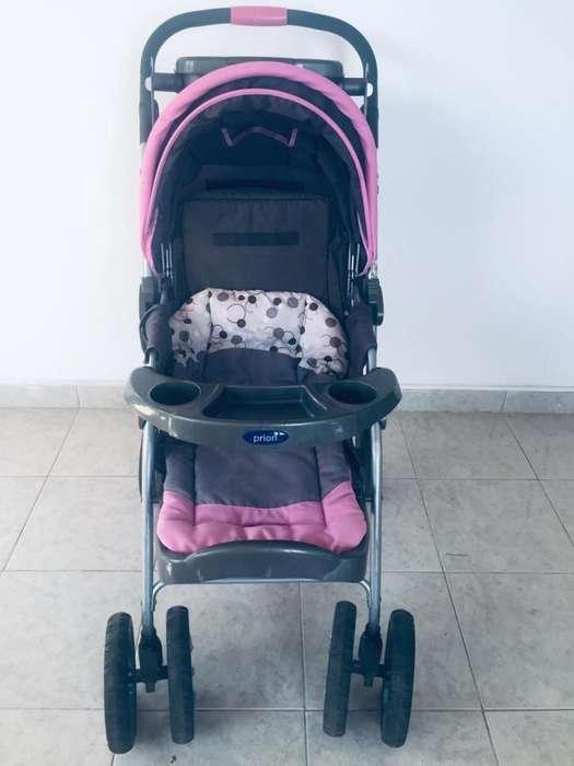 Coche importado para bebé marca Priori Cartago Valle
