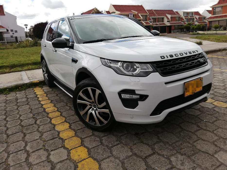 Land Rover Discovery 2017 - 29000 km