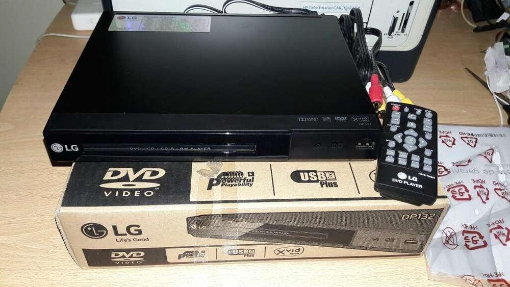 Dvd Player Dp132