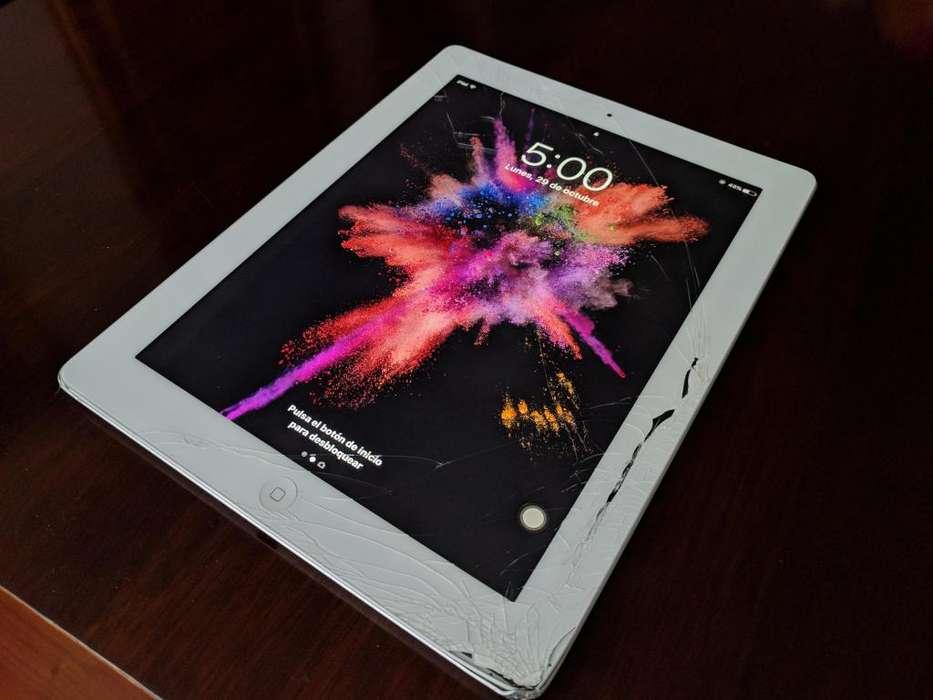 iPad 4 Usada Buen Estado 100 Funcional
