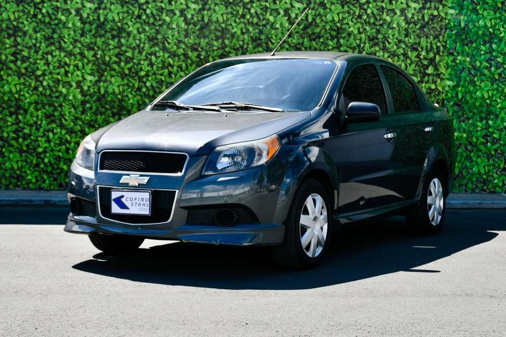 <strong>chevrolet</strong> Aveo 2014 - 68453 km