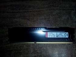 memoria DDR3 4gb HyperX