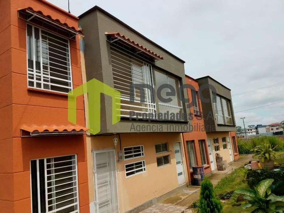 Vendo casa nueva, avenida lorena, UNIANDES