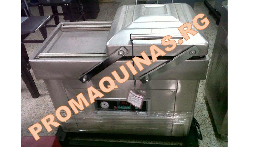 EMPACADORA AL VACIO doble campana 3015722880