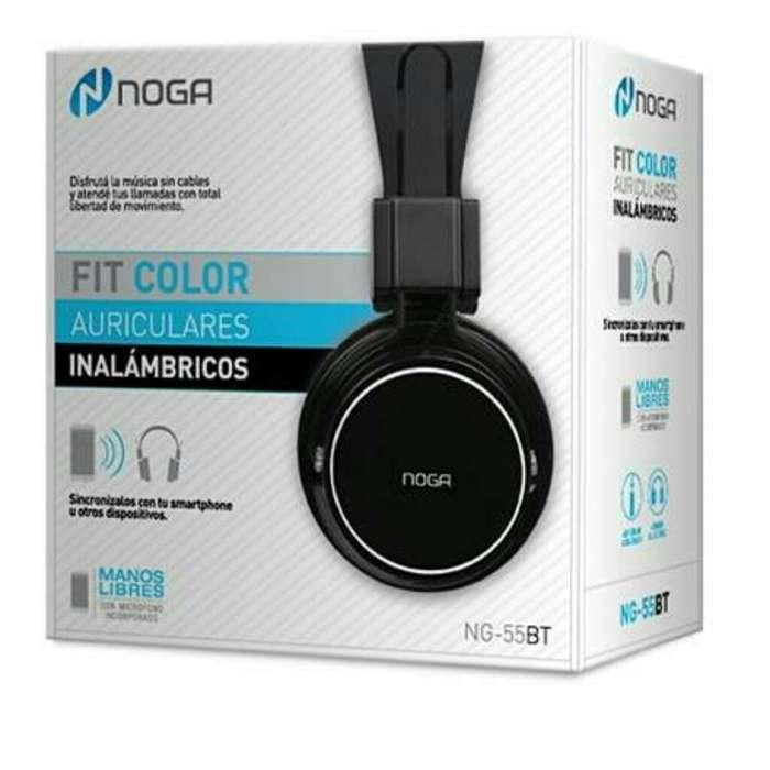 Auriculares Ng-55 Bluetooth