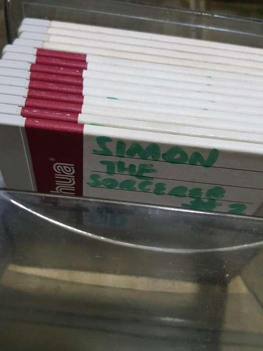 Vendo Diskette con Juego Completo