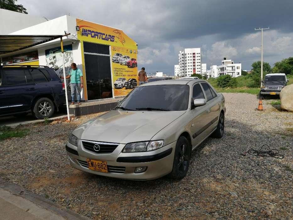 Mazda 626 2001 - 325110 km