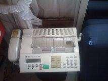 <strong>fax</strong> CON TELEFONO XEROX MODELO 7240