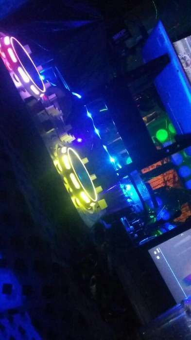 Sonido Digital E Iluminación Professiona