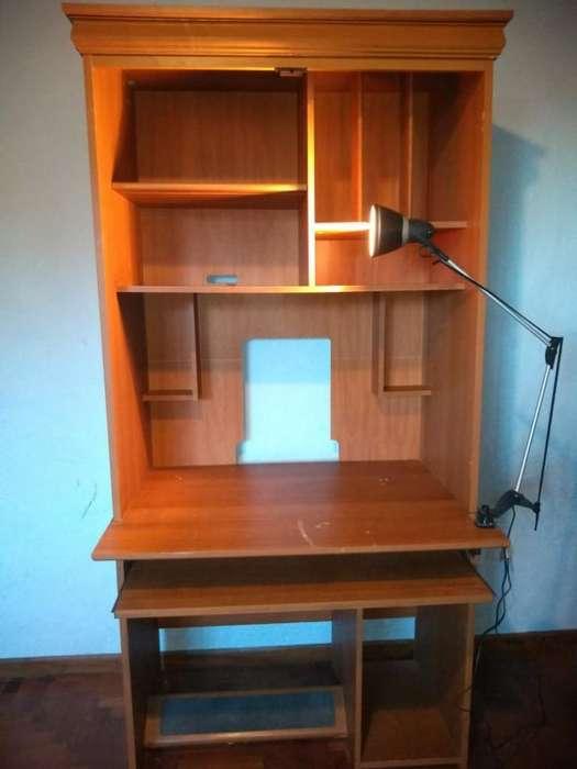 Mueble <strong>escritorio</strong> para Computadora C/luz