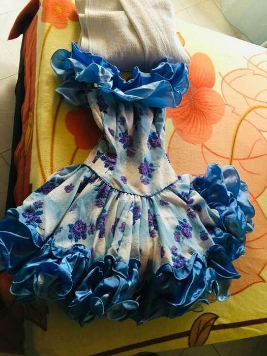 Vestido Llanero para Joropo
