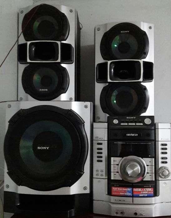 Vendo Equipo Sonido Marca Sony