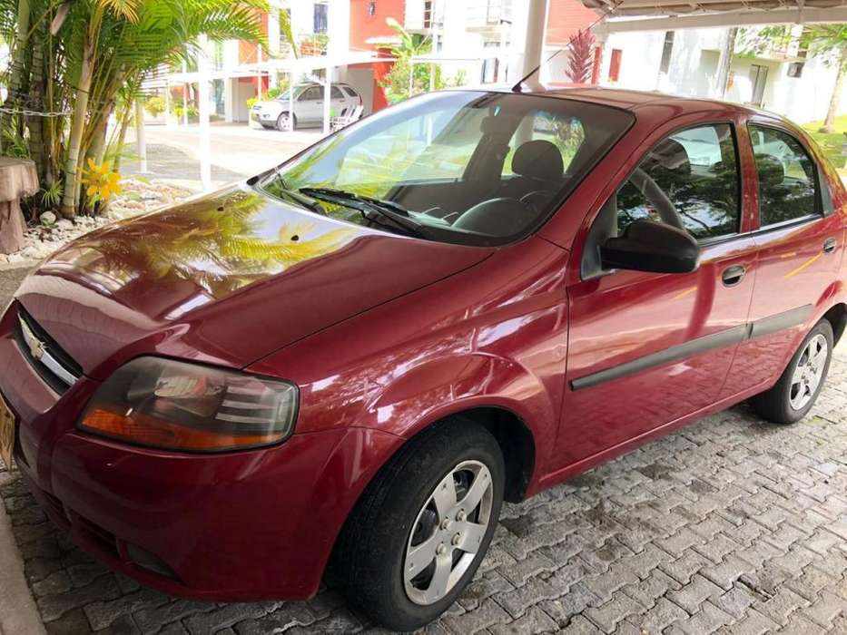 Chevrolet Aveo 2011 - 98400 km