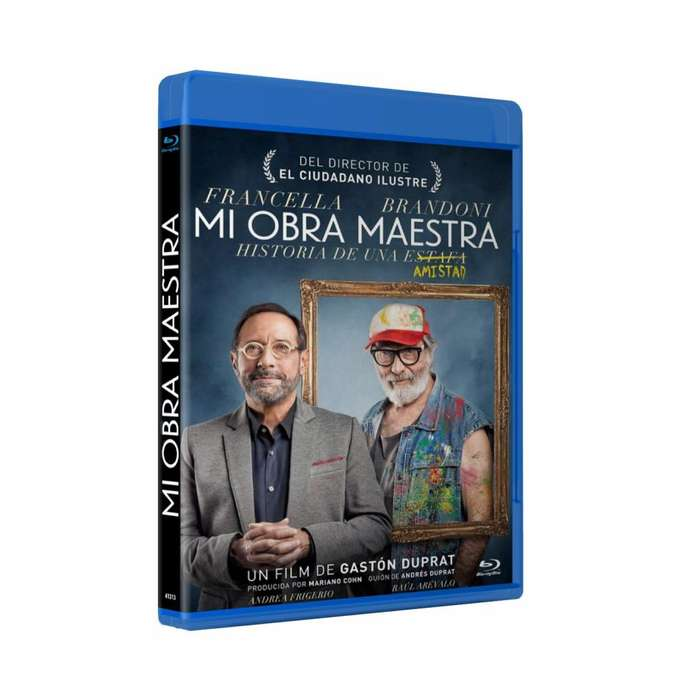 Mi Obra Maestra - Bluray Latino