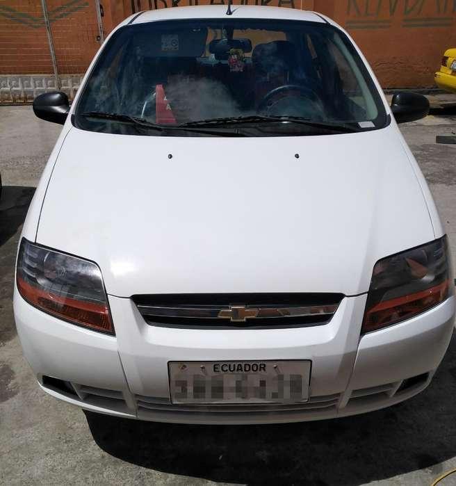 Chevrolet Aveo Family 2018 - 24000 km