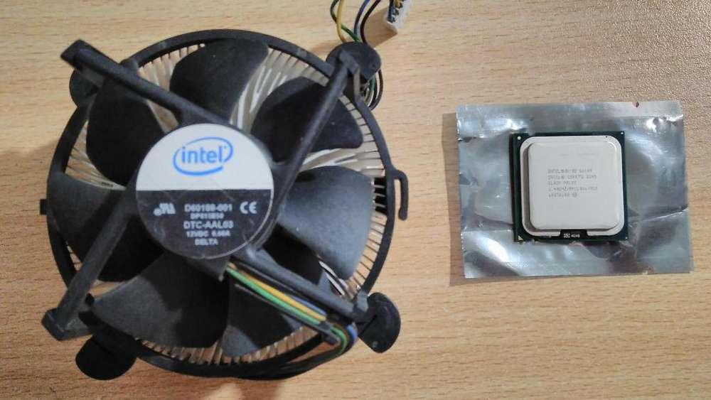 Procesador Intel Core 2 Quad Q6600 2.4ghz / 8mb Cache / 1066mhz FSB Socket 775