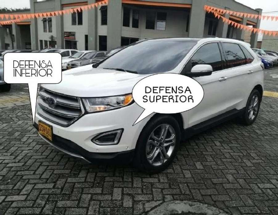 FORD EDGE DEFENSA DE 2007 A 2018 AMBOS MODELO