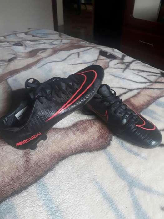 Vendo Pupos Nike 7.5