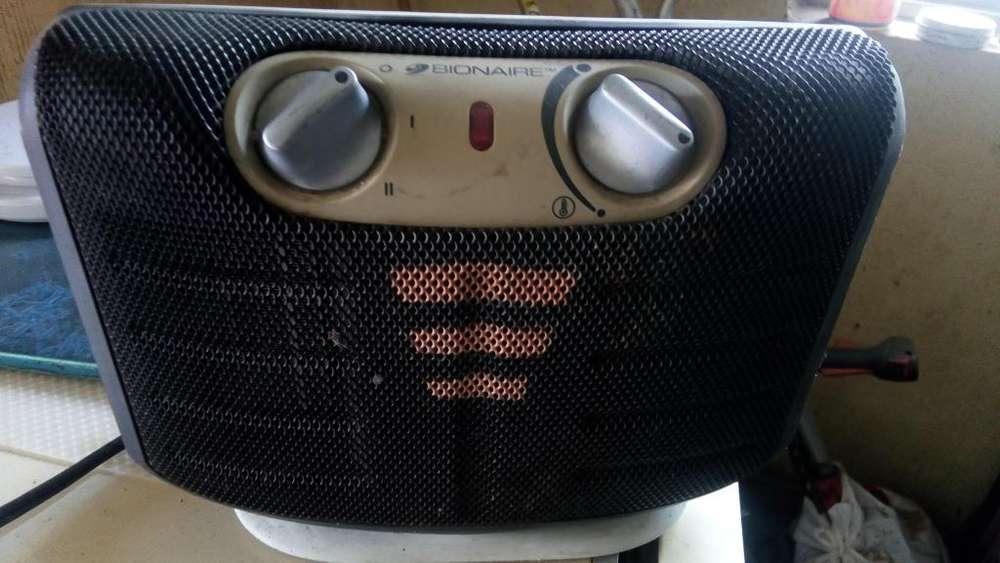 vendo calentador bionaire