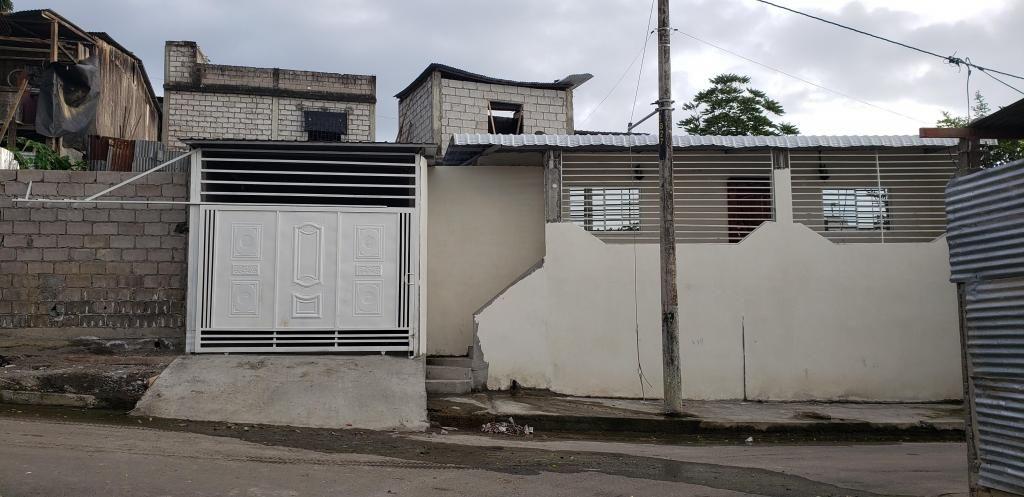 Vendo bonita casa en voluntad de Dios