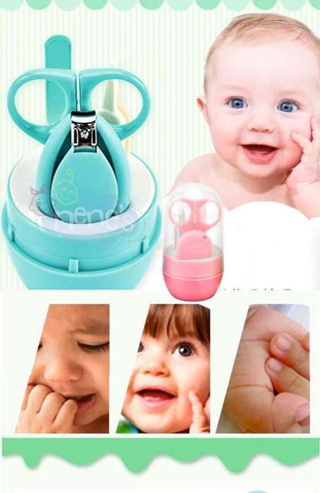 Set de Manicure para Bebe